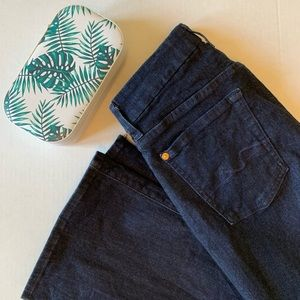 7 FAM Kimmie Bootcut Jeans Size 27